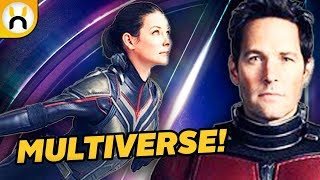 Ant Man & The Wasp Will Introduce the Marvel Multiverse to MCU