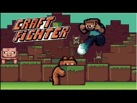 CraftFighter Game - Minecraftdata