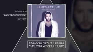 James Arthur - Back from the Edge - New Album
