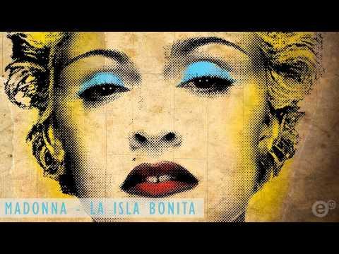 Madonna - La Isla Bonita video