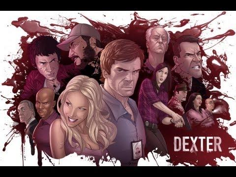 Декстер спалился