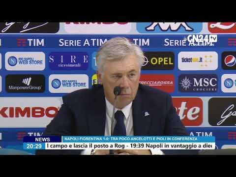 conferenza stampa dopo Napoli - Fiorentina