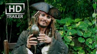 Pirates of the Caribbean: On Stranger Tides - Pirates of the Caribbean 4 : On Stranger Tides | [HD] OFFICIAL trailer #1 US (2011) 3D Johnny Depp