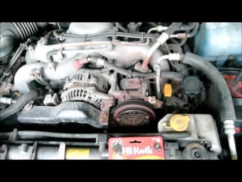 2005 Subaru Forester Air Conditioning Compressor Clutch Modification