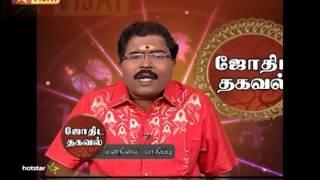 Jothida Thagaval | Episode 59