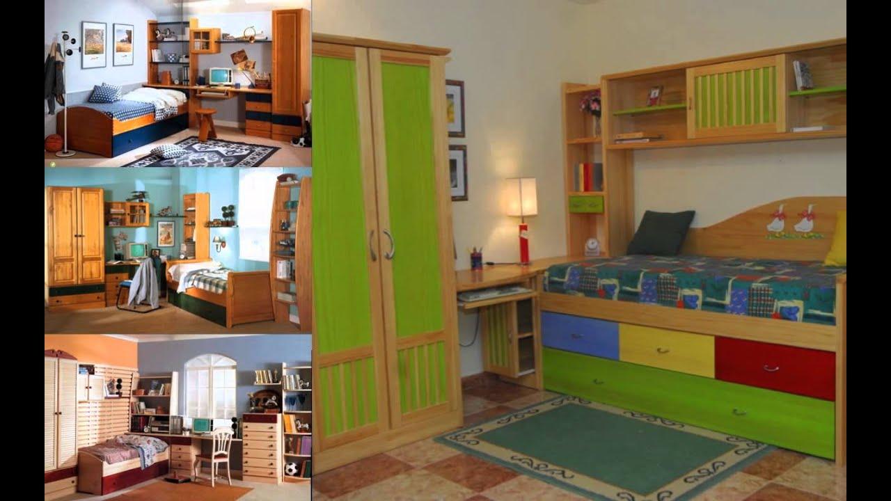 Muebles juveniles macizo en pino dormitorios juveniles en - Dormitorios juveniles de madera maciza ...