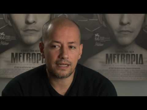 Interview with Tarik Saleh - Director of Metropia