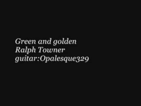 Green and golden / Ralph Towner