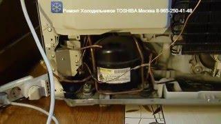 Ремонт своими руками холодильника lg 33