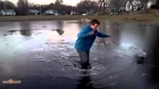 Приколы на льду
