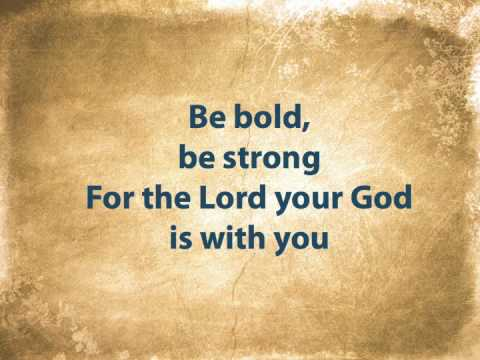 Martin Nystrom - Be Bold And Be Strong