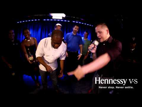 Riviera Broadcasting Video Suite Launch Party w/ Hennessey
