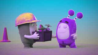 Oddbods Toys 💚❤️💙 Show #38 learn colors Kinder Kids💙💚 lernen Farben lustig  Cartoon Deutsch 2019
