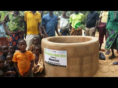 Togo Water Wells - WWTOGO-003