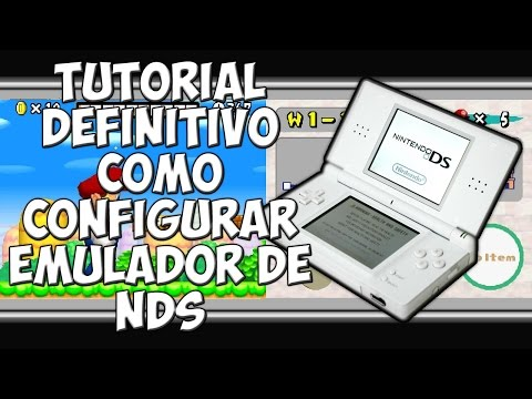 TUTORIAL DEFINITIVO COMO CONFIGURAR Y DESCARGAR emulador de NDS DeSmuME para TODOS LOS PC 2017 !