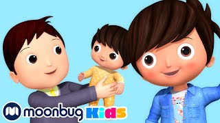 Growing Up Song Part 2   NEW   Little Baby Bum Junior   Kids Songs   LBB Junior   Songs For Kids