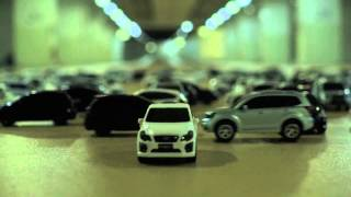 Subaru EyeSight® - Minicar Music Player | Subaru Australia
