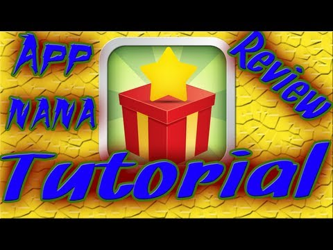 Appnana - How to get free apps. gift cards and payed app codes on iPhone iPad and iPod
