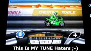 Drag Racing Bike Edition: How To Tune A Level 1 Thundercat 9.537s 1/4mile!