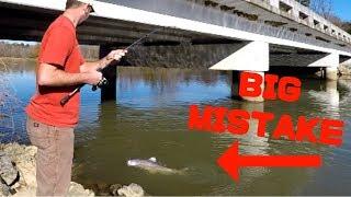 FALL CRAPPIE FISHING?... SORT OF