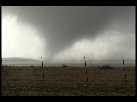 11/7/2011 Snyder, OK Tornado B-Roll Stock Footage Archive