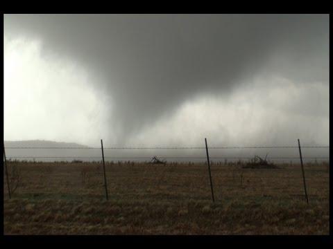 11/7/2011 Snyder, OK Tornado B-Roll Stock Footage Archive