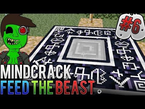 Mindcrack Minecraft FTB - A New Base & 77 Health Skeleton Guards - S2E06