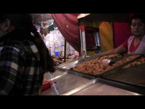 churintzio 2009 fiestas de diciembre puestos de chucherías y chingadera y media.