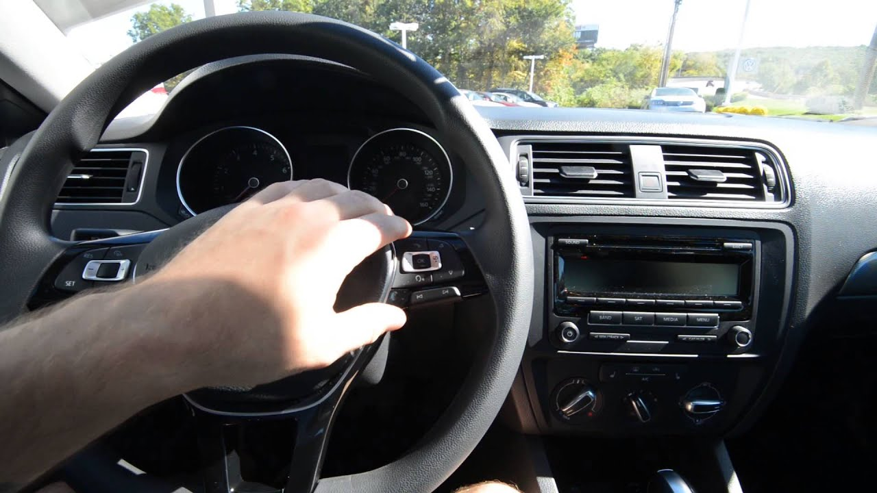 2015 Volkswagen Jetta SE BRAND NEW Walk-Around Trend Motors VW Rockaway NJ - YouTube