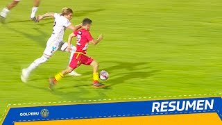 Resumen: Sport Huancayo 3-3 Ayacucho FC