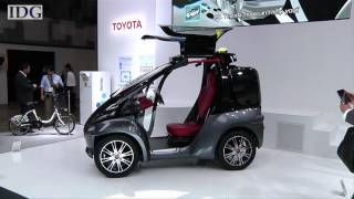 Toyota Smart INSECT Car - TechHive Update