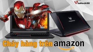 Laptop chơi game 2019 | Gaming laptop Acer Predator Helios 300