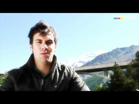 Salomon Racing Team - Sandro Viletta Interview