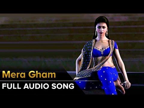 Mera Gham | Full Audio Song | Kochadaiiyaan | Rajinikanth, Deepika Padukone
