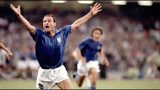 Salvatore Schillaci - Italia 1990 - 6 goals MP3