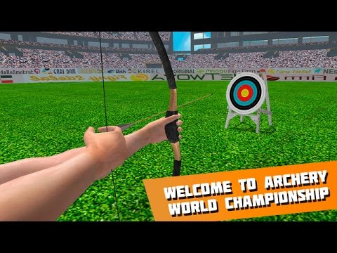 Olympics Archery Master | Let's Play Video