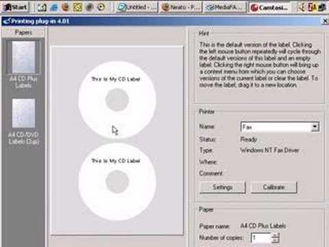 How To Create CD Labels