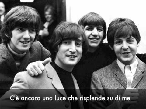 The beatles – Let it be – Traduzione in italiano