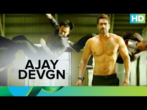 Ajay Devgn the master blaster of Bollywood
