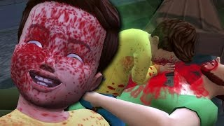 I SEE DEAD PEOPLE - The Sims 4: Problem Child #8