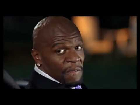 WHITE CHICKS: Latrell (Terry Crews) singing A Thousand Miles