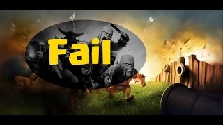 [facecam] Fail Angriff! || CLASH OF CLANS || Let's Play COC [Deutsch/German HD]