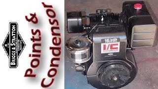 Briggs & Stratton: How a Single Cylinder Engines Work