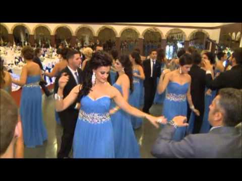 Albanian Wedding: Joseph & Adelina Nikollaj 9-22-12 pt.2