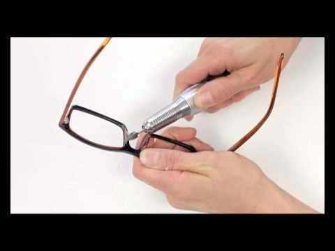 Adjust Glasses Arms