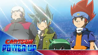 Episode 40 - Beyblade Metal Fusion|FULL EPISODE|CARTOON POWER UP