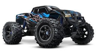 Traxxas X-maxx facts and speculation!