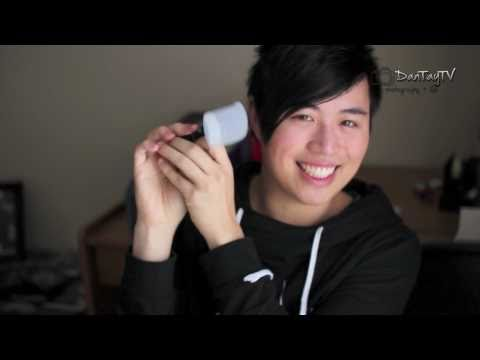 Review'D: Gary Fong Puffer Diffuser - Unboxing & Hands on Review [Canon EOS 550D]