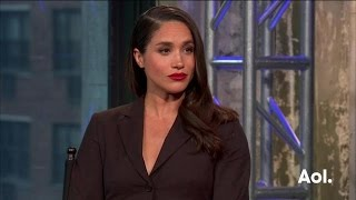 "Meghan Markle On ""Suits"" 