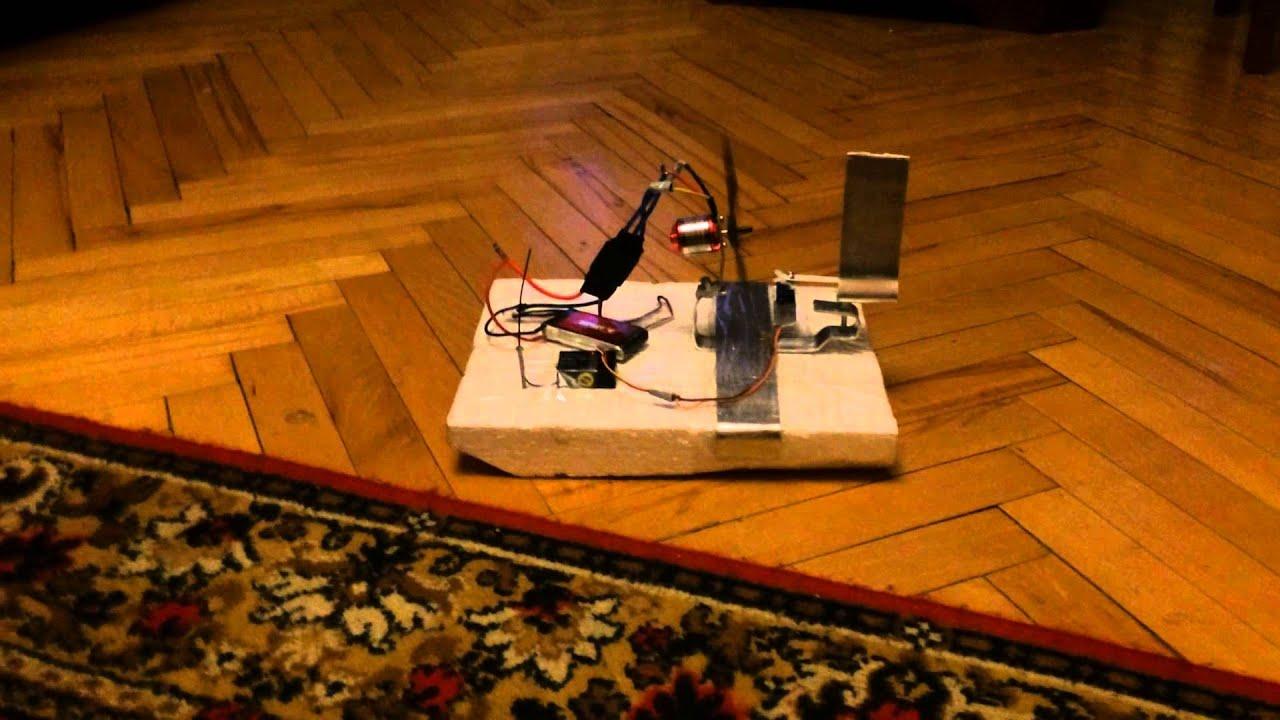 Игрушки радиоуправляемые своими руками